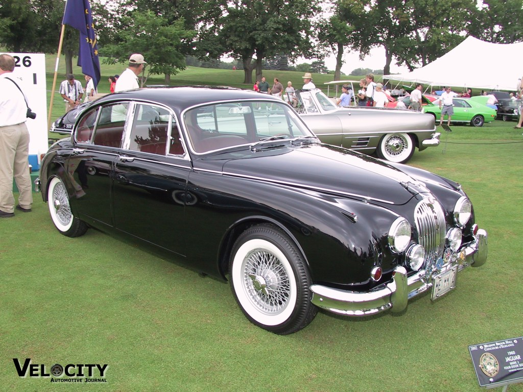1960 jaguar mk ii photos informations articles. Black Bedroom Furniture Sets. Home Design Ideas