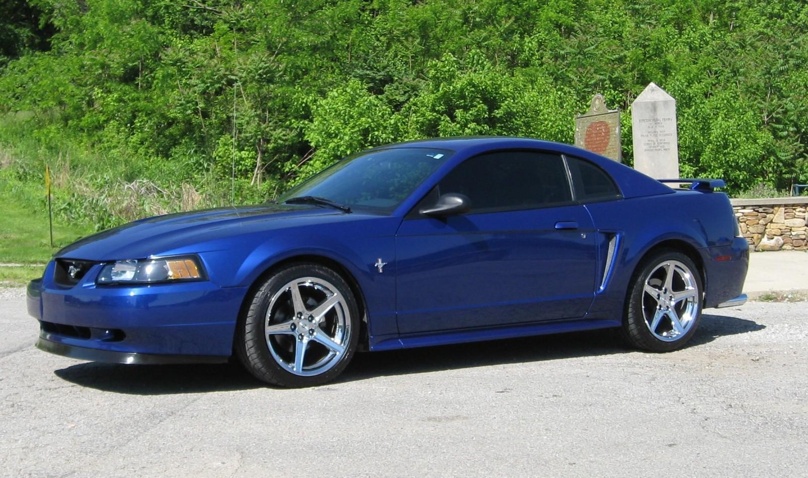 2003 Ford Mustang #9