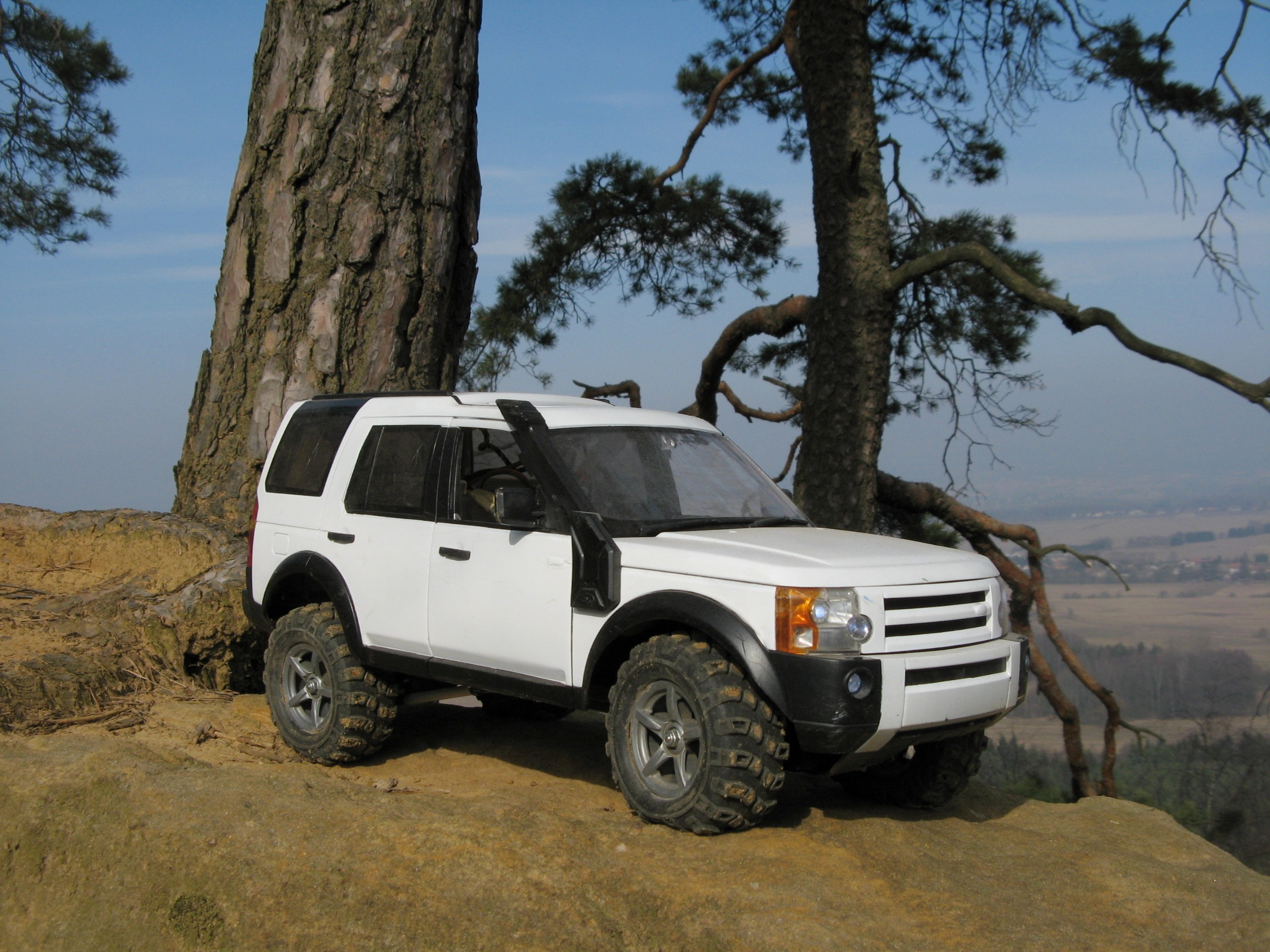 Land Rover Discovery 3 #16