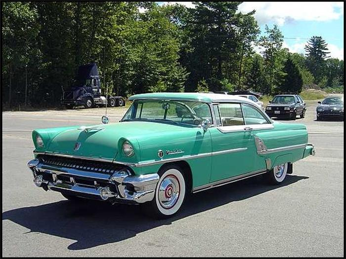 1955 Mercury Montclair #5
