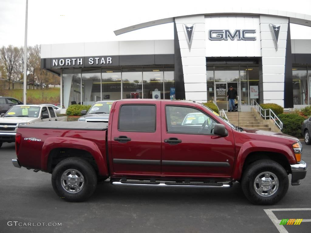 2007 GMC Canyon #14