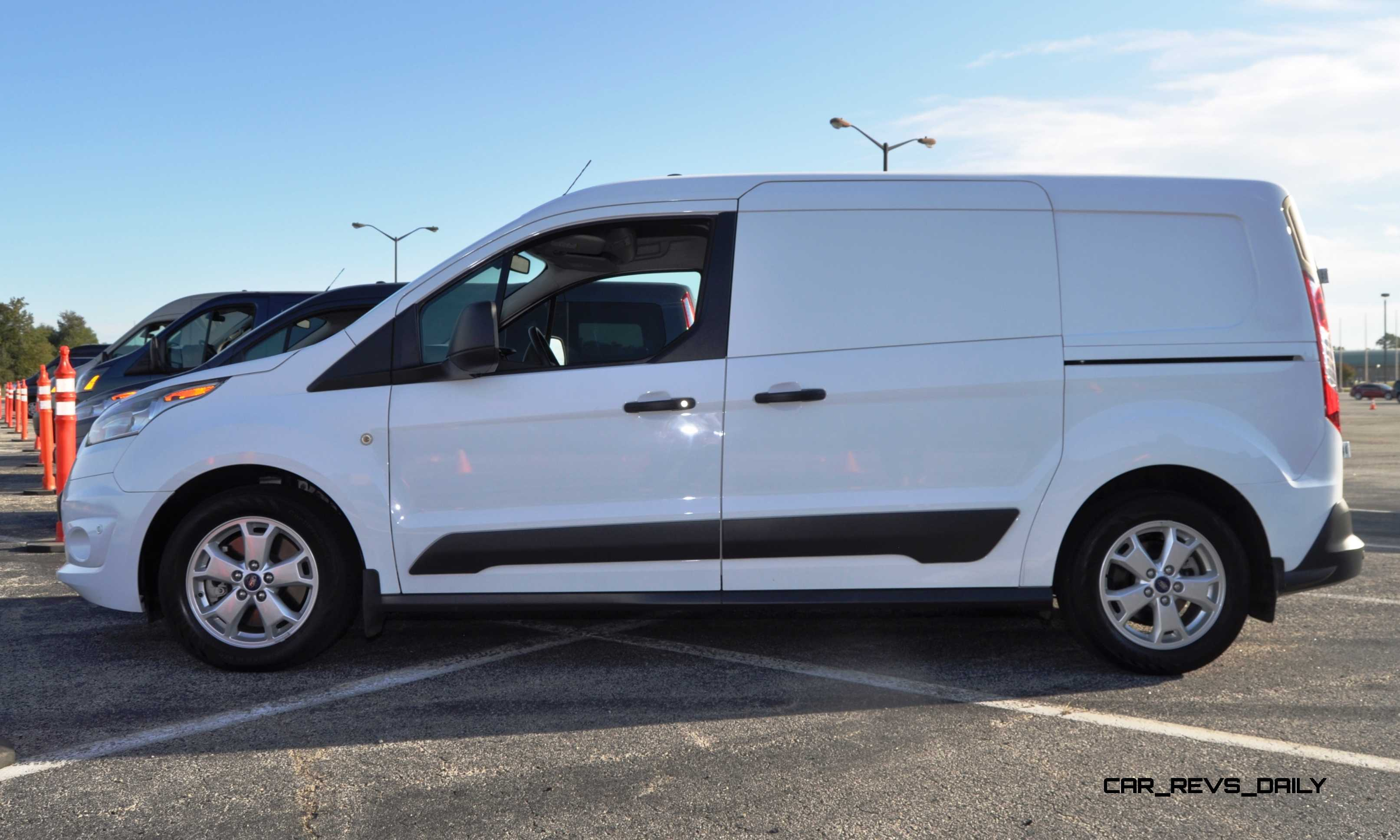 2015 Ford Transit Connect #10