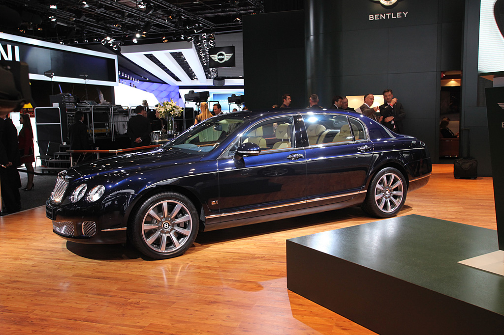 2012 Bentley Continental Flying Spur Speed #14