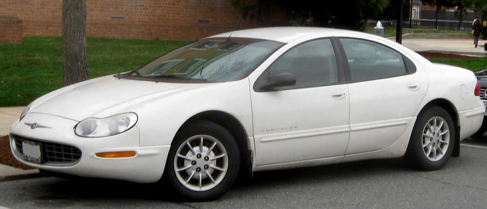 2001 Chrysler Concorde #9