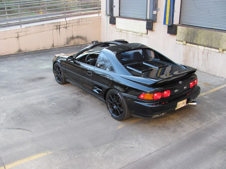 1991 Toyota Mr2 #2