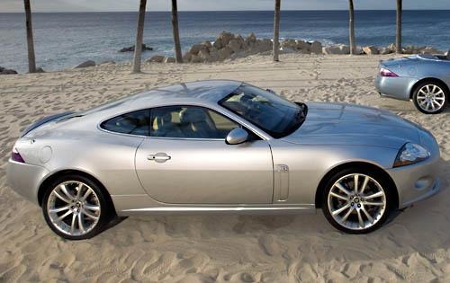 2008 Jaguar Xk-series #8