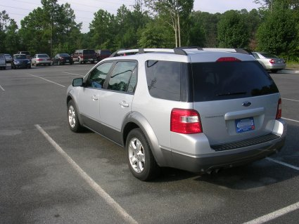 2005 Ford Freestyle #5