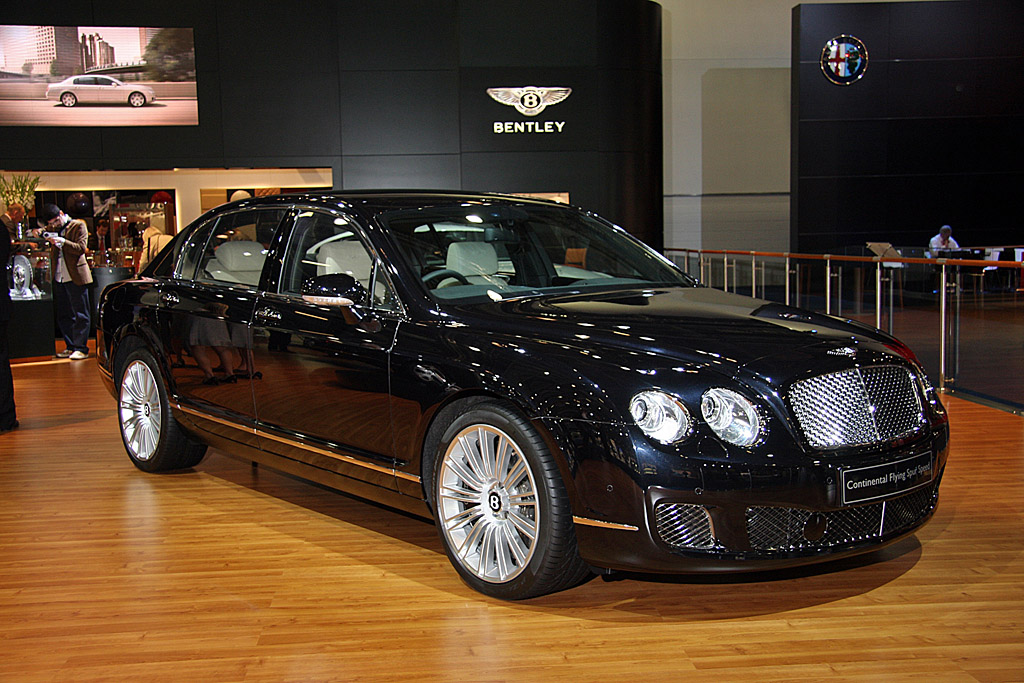 2009 Bentley Continental Flying Spur #8