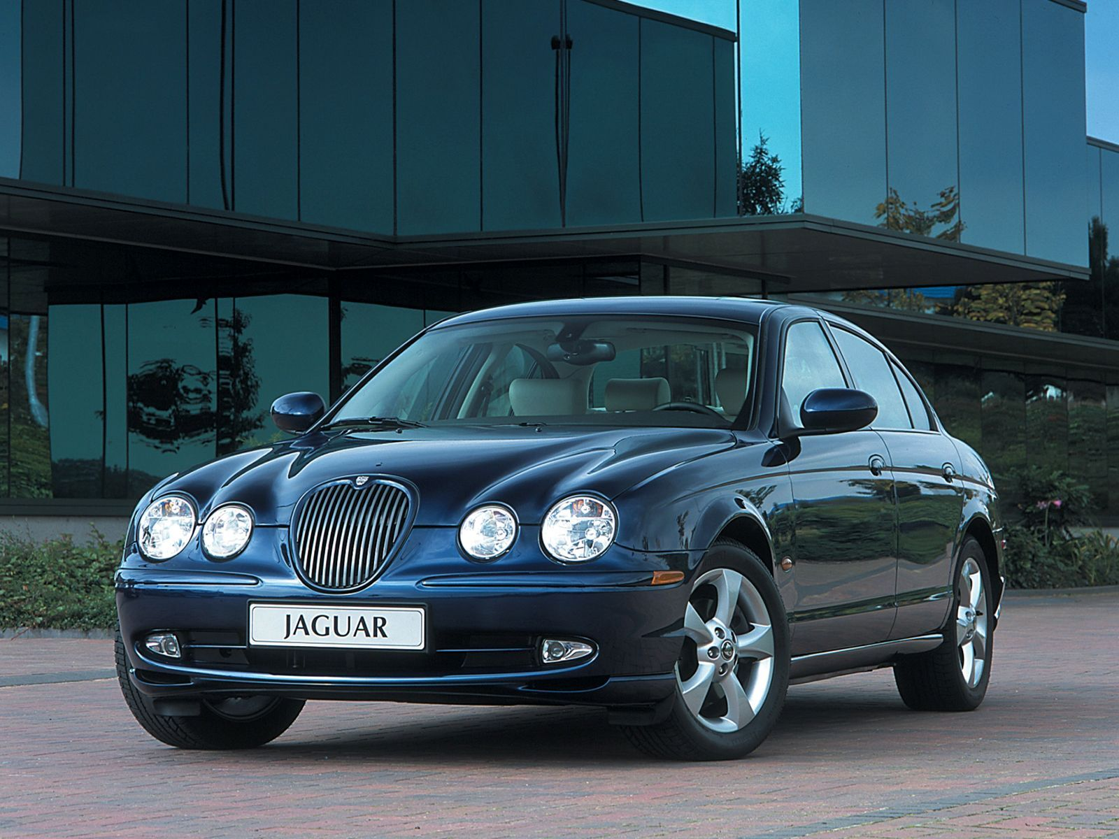 2003 Jaguar S-type #8
