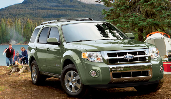 2010 Ford Escape Hybrid #6