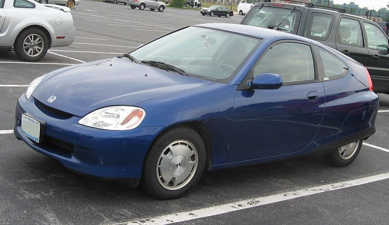 2004 Honda Insight #3