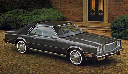 1980 Chrysler Cordoba #2