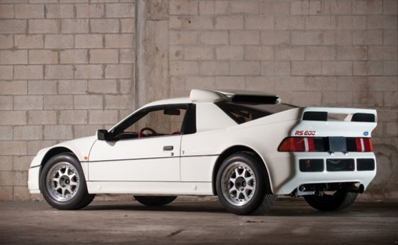 Ford RS 200 #5