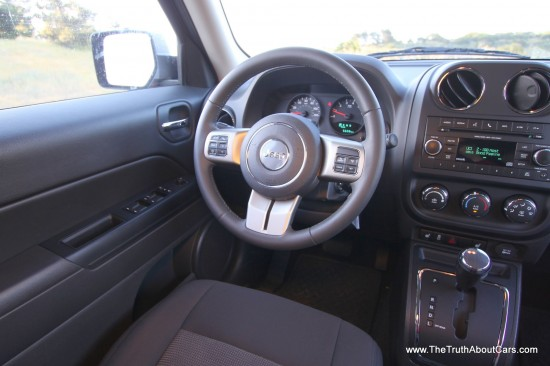 2012 Jeep Patriot #7