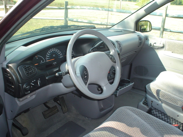 2000 Plymouth Grand Voyager #6