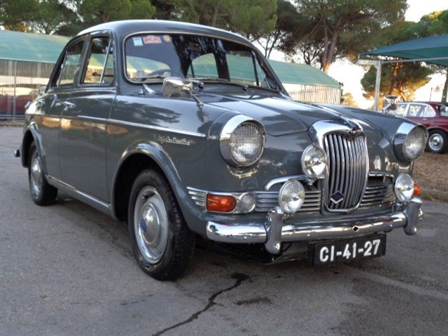 1959 Riley One-Point-Five #4