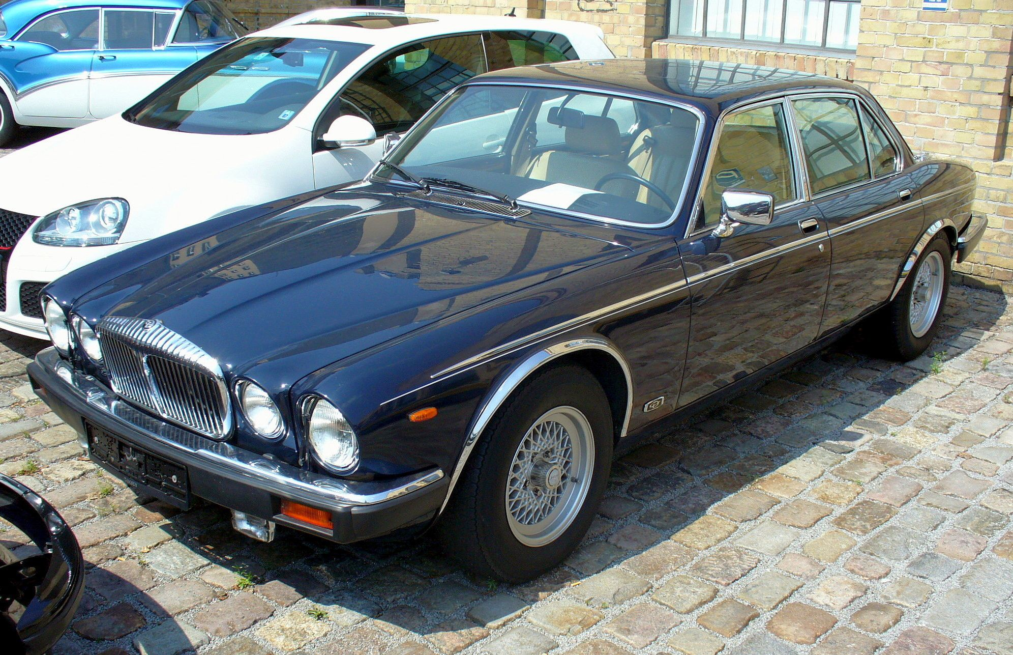 1991 Jaguar Xj-series #9