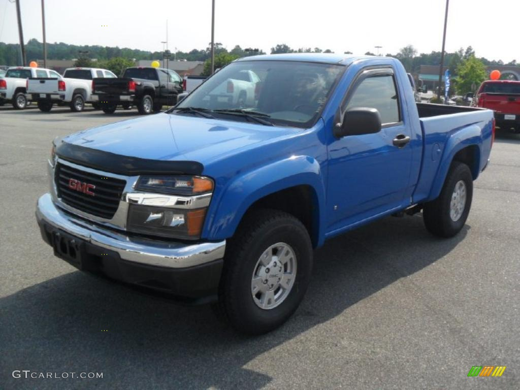 2007 GMC Canyon #11