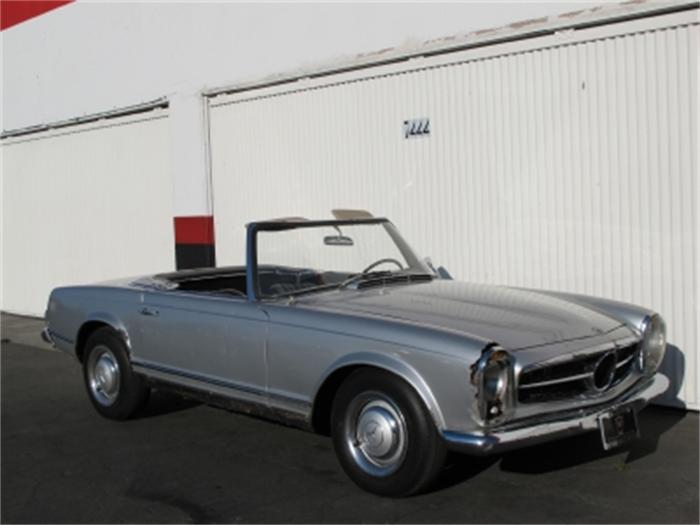 1965 Mercedes-Benz SL #14