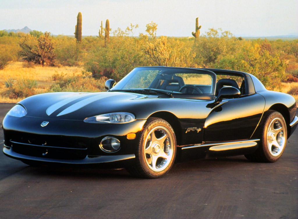 1996 Chrysler Viper #3