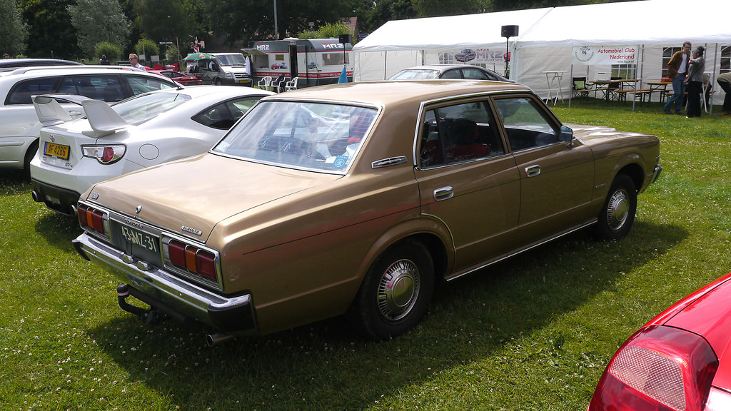 1976 Toyota Crown #10