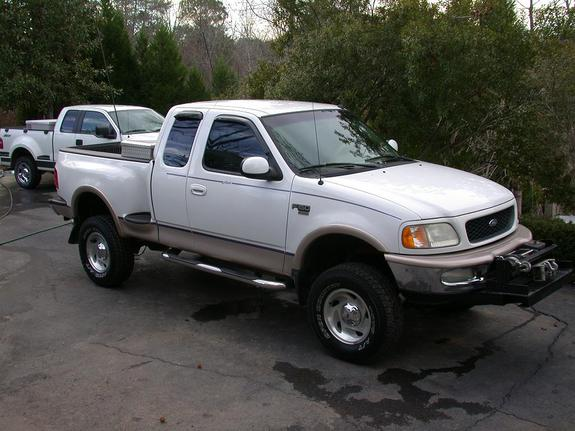 1998 Ford F-150 #12