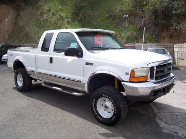 1999 Ford F-250 #14