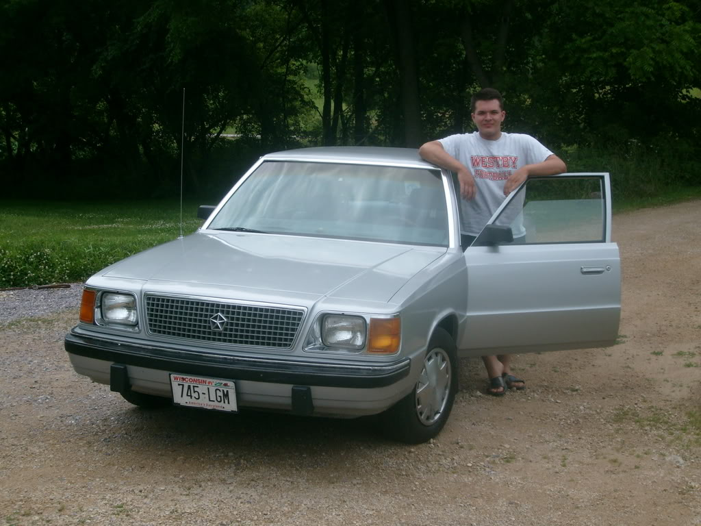 1986 Plymouth Reliant #7