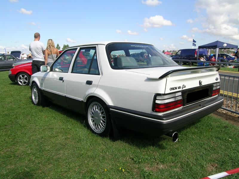 1988 Ford Orion #5