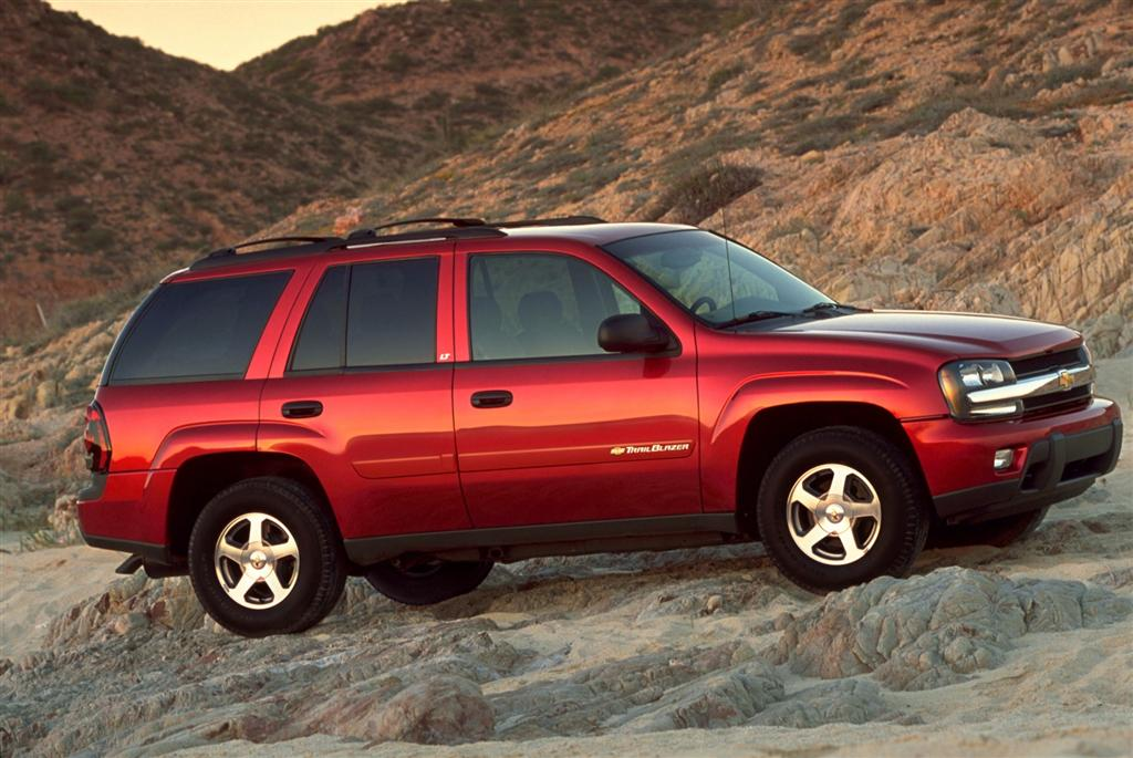 2004 Chevrolet Trailblazer #2