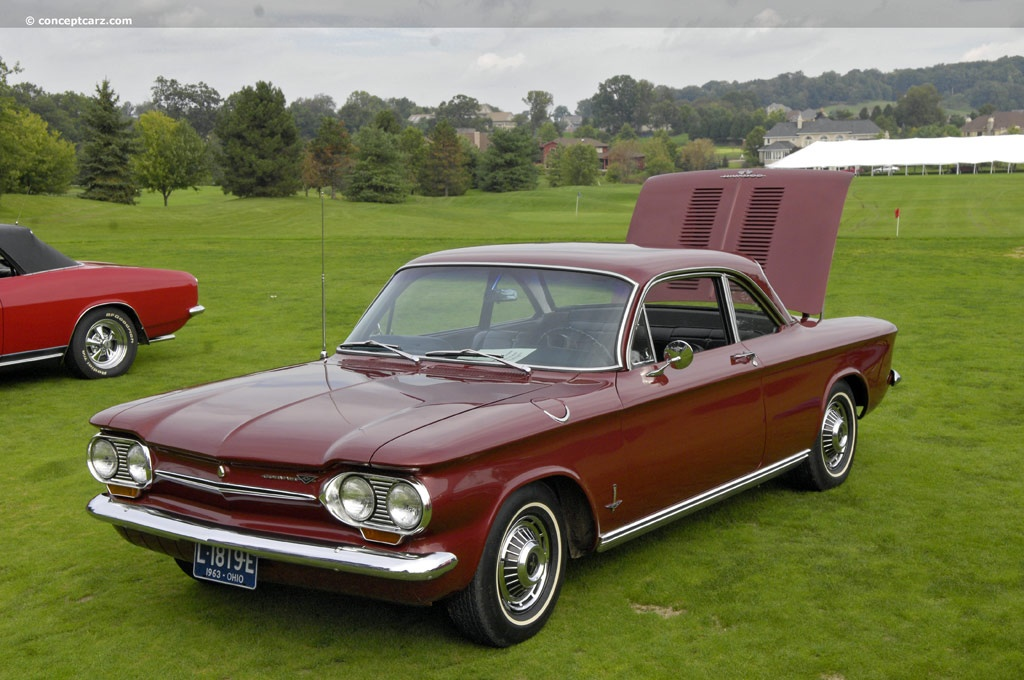 Chevrolet Corvair #15