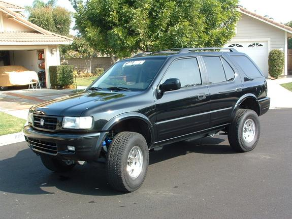 1999 Honda Passport #6