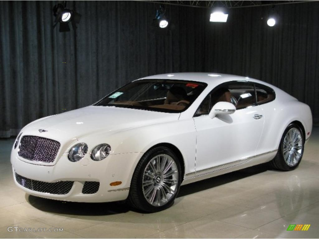 2010 Bentley Continental Gt #4