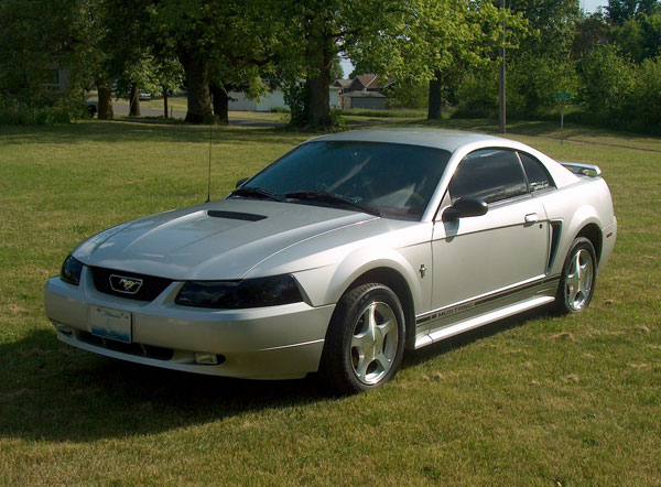 2001 Ford Mustang #2