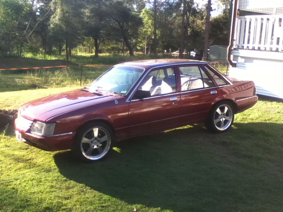 1985 Holden Commodore #4