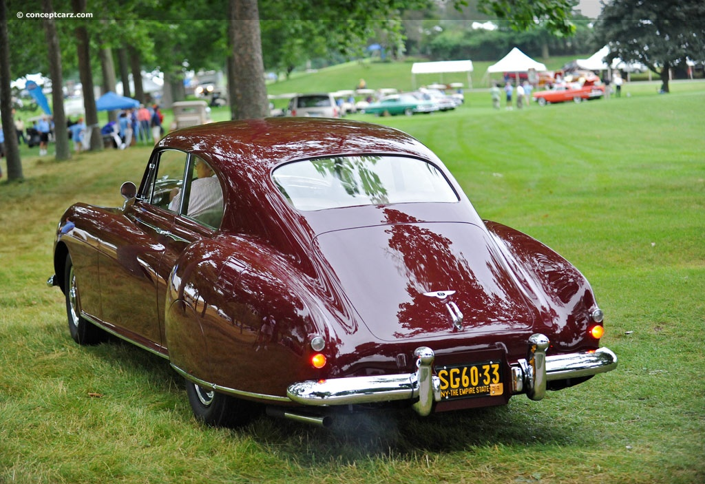 1955 Bentley R Type Continental #10