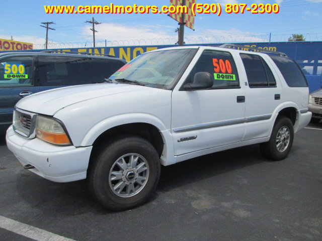 1998 GMC Jimmy #6