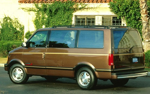 1994 GMC Safari #10