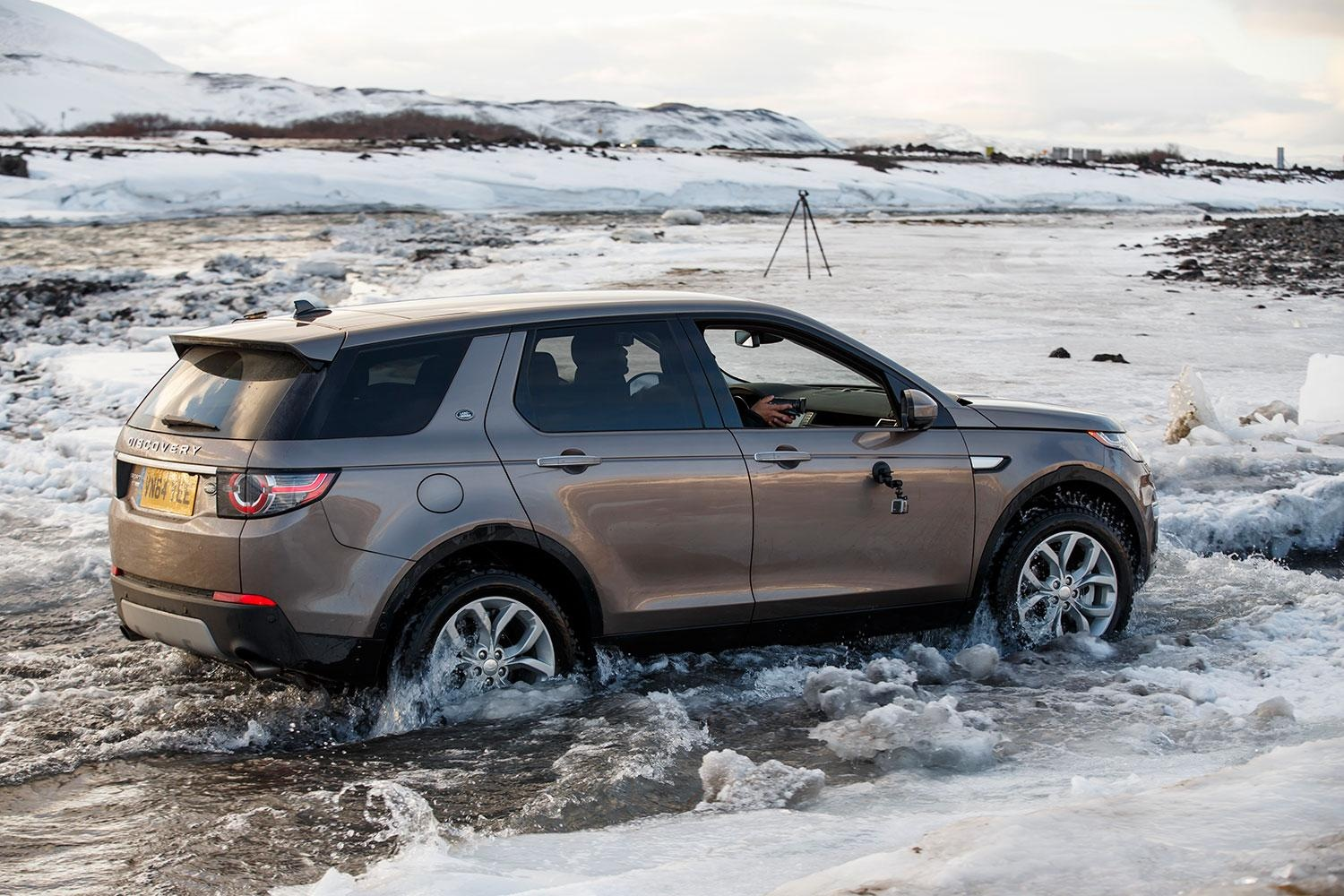 2015 Land Rover Discovery Sport #13