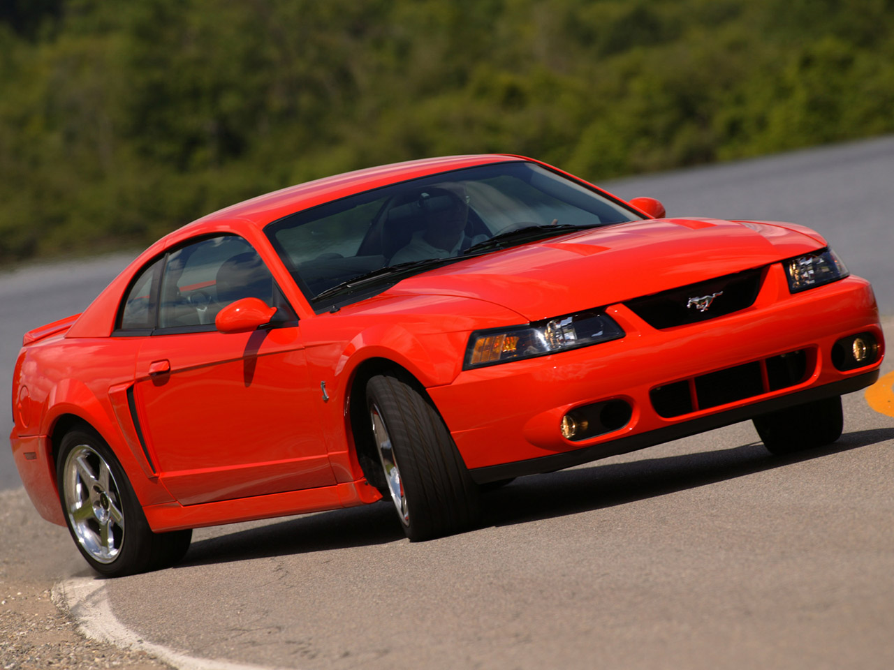 1999 Ford Mustang #5