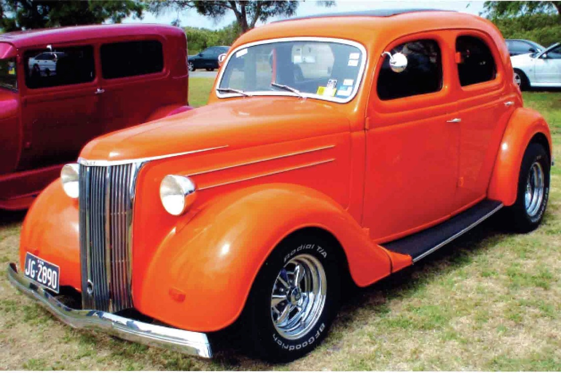1947 Ford Pilot #6