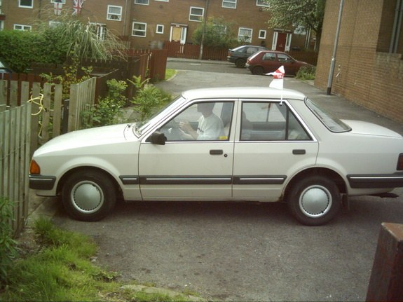 1985 Ford Orion #10