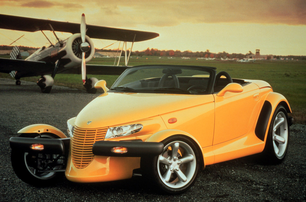 1999 Dodge Prowler #12