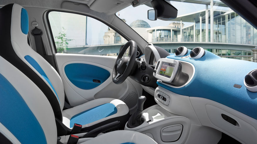2016 Smart Fortwo #12