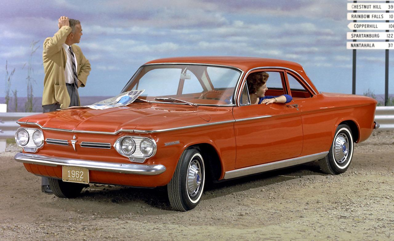Chevrolet Corvair #8