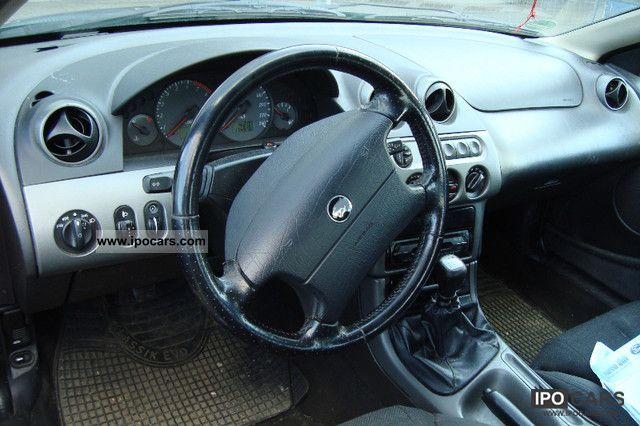 2000 Ford Cougar #12