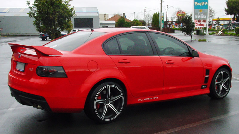 Holden Clubsport #12