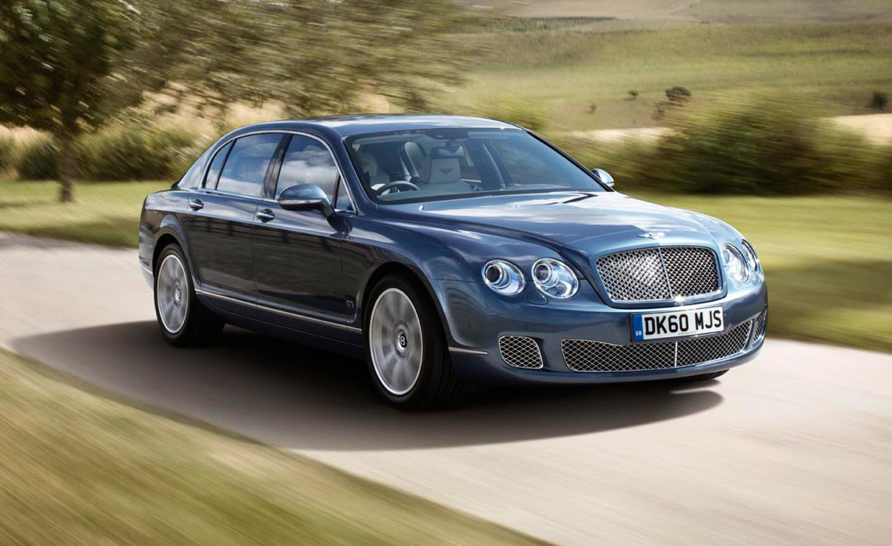 2011 Bentley Continental Flying Spur #8