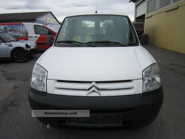 2005 Citroen Berlingo #16