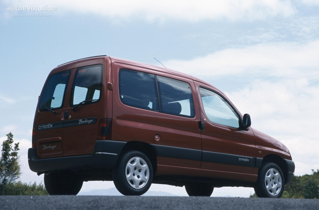 1997 Citroen Berlingo #8
